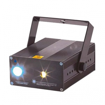 RAVE Red and Green Mini Laser Light Show
