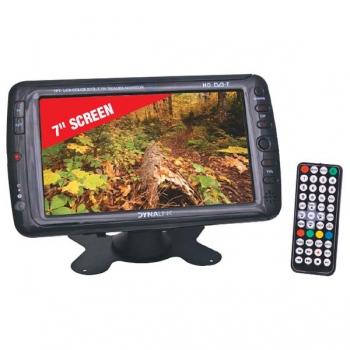 DYNALINK 7 Inch Digital 12V Portable Tel