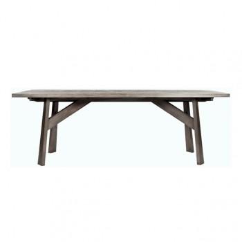 Tripod Rectangular Dining Table