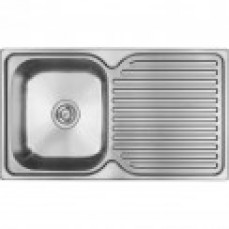 Abey Entry Single Left Hand Bowl Inset S