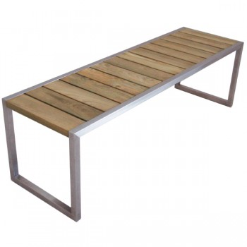 Catalina Bench Seat Recycled Teak