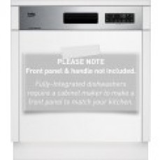 Beko 60cm Semi-Integrated Dishwasher DSN