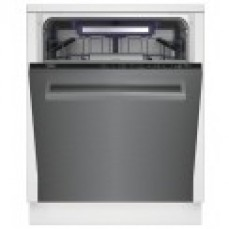 Beko 60cm Stainless Steel Built-In Dishw