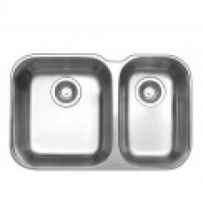Blanco 1 & 1/2 Double Bowl Undermount Si