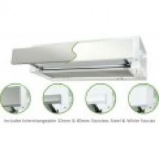 Robinhood 60cm Stainless Steel or White