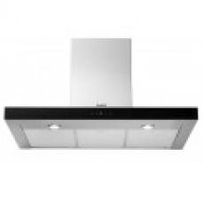 Blanco 60cm Stainless Steel Canopy Range