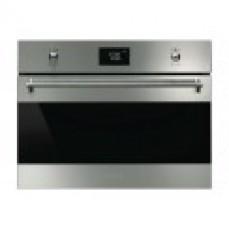 Smeg 60cm 50L Classic Compact Microwave