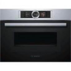 Bosch 60cm Series 8 45L Combi Microwave
