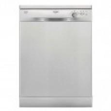 Smeg 60cm Silver Freestanding Dishwasher