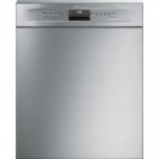 Smeg 60cm Stainless Steel Built-In Dishw