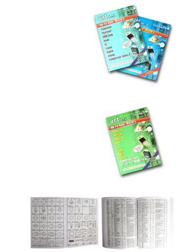 SEMICONDUCTOR WORLD DATA BOOKS