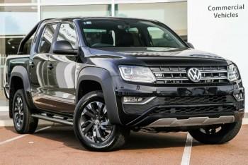 2018 Volkswagen Amarok (Deep Black Pearl