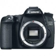 Canon EOS 70D DSLR Camera Hire