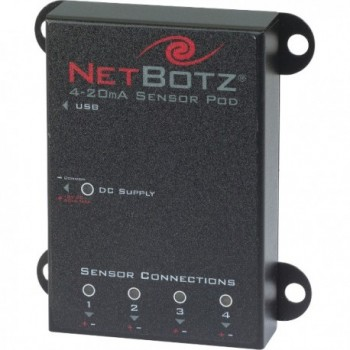 APC - SCHNEIDER NetBotz 4-20mA Sensor Po