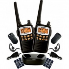 2x Uniden UH710SX-NB Walky-Talky Radio