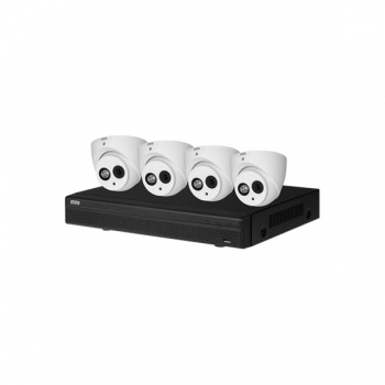 JUDGE 4 Channel Surveillance System with
