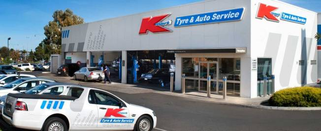 Kmart Tyre & Auto Repair and car Service Fyshwick