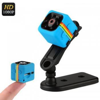 1080p Mini Sports Camera (Blue)
