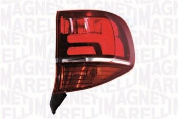 BMW X5 RIGHT TAILLIGHT OUTER E70 FACELIF