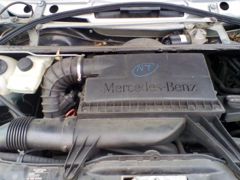 MERCEDES VITO ENGINE (USED) W639 2.2 TUR