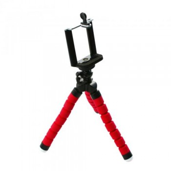 NEW Mini Flexible Fluid Head Tripod