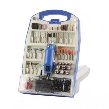 POWERTECH 12V Rotary Tool - 110 Piece Pa