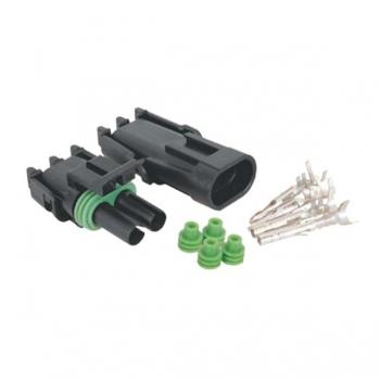2-Way Waterproof Plug and Socket Set