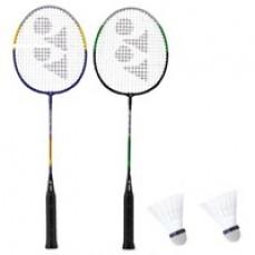 Yonex 2 Racquet Badminton Set