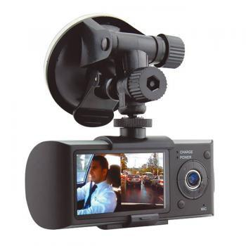 AXIS Dual Camera HD Car Event Recorder