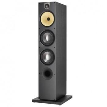 B&W 683 S2 Floorstand Loudspeakers - Bla