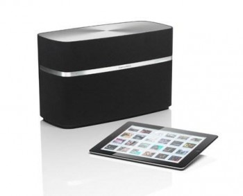 B&W A7 Wireless Airplay Music System