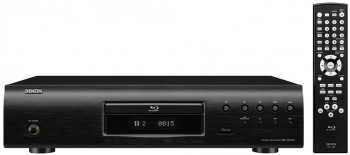 Denon DBP2010 Blu-ray/DVD/CD Player (Bla