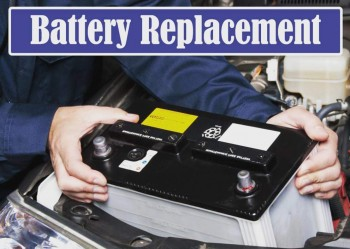Battery Replacement for Sydney Location