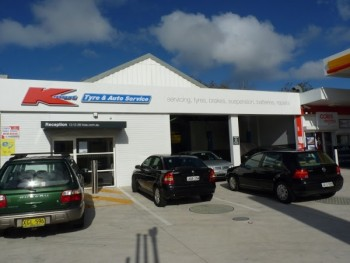 Kmart Tyre & Auto Repair and car Service CE Cammeray