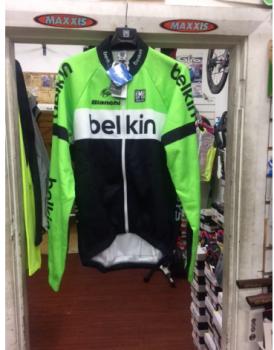 Santini Team Belkin Winter Jersey