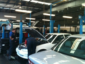 Kmart Tyre & Auto Repair and car Service CE Drummoyne