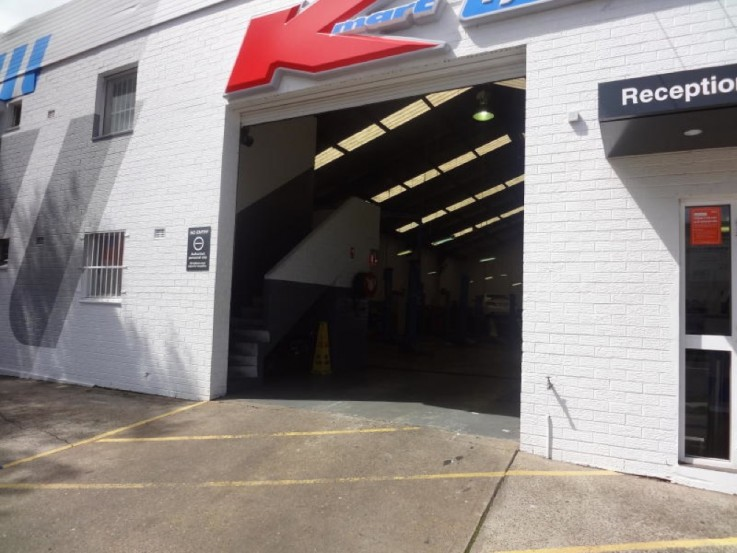 Kmart Tyre & Auto Repair and car Service CE Harbord
