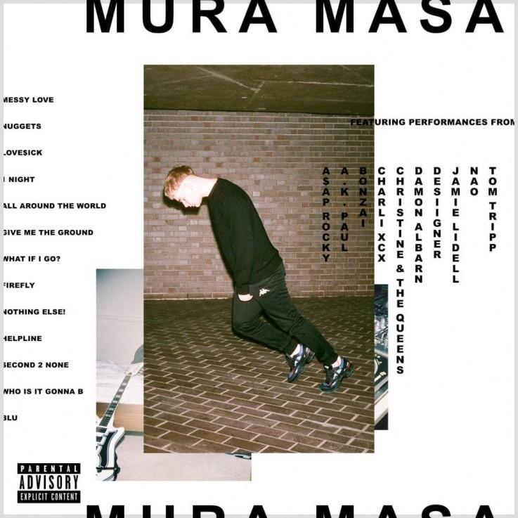 Mura Masa - Vinyl