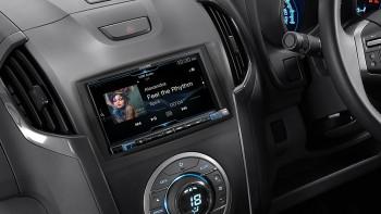 7″ Audio Visual Receiver iLX-702D