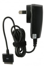 IPOD 4TH GEN AC CHARGER - BLACK