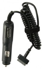 APPLE IPOD 4G CAR CHARGER BLACK
