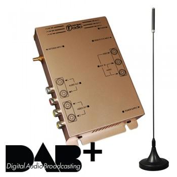 DAB+ Digital Radio Tuner (DAB-201)