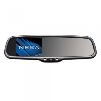 Auto-Dimming Rear View Mirror with 4.3″