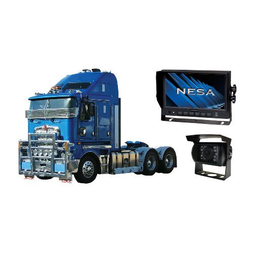 Truck Camera & Monitor Kit (CK-Truck4)