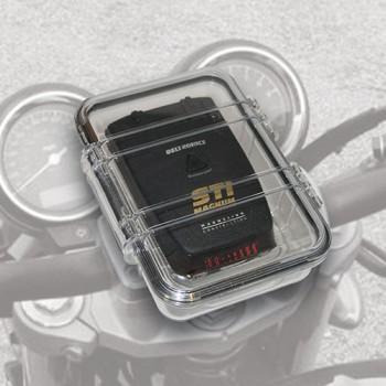 Weather Resistant Motorcycle Radar Detec