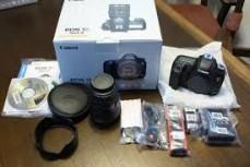 Brand New Canon EOS 5D Mark III 22.3 MP