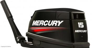 NEW MERCURY 15HP 2 STROKE OUTBOARD MOTOR