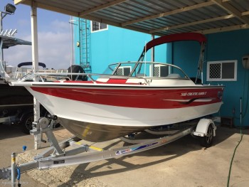 New Quintrex 510 Cruiseabout Bowrider