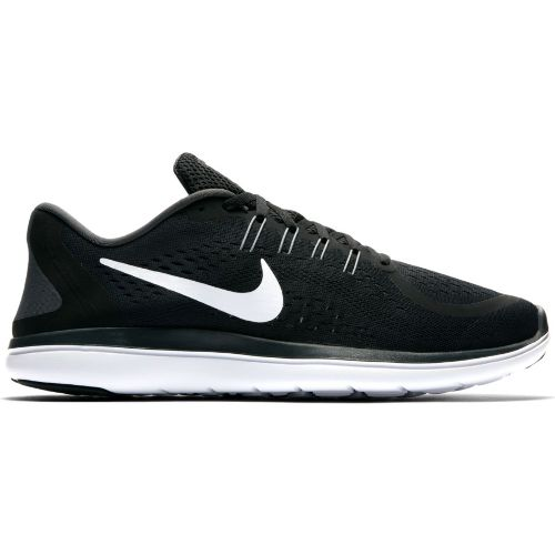Nike Flex 2017 (Black/White) - Mens