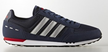 Adidas Neo City Racer (Navy/Silver) - Me